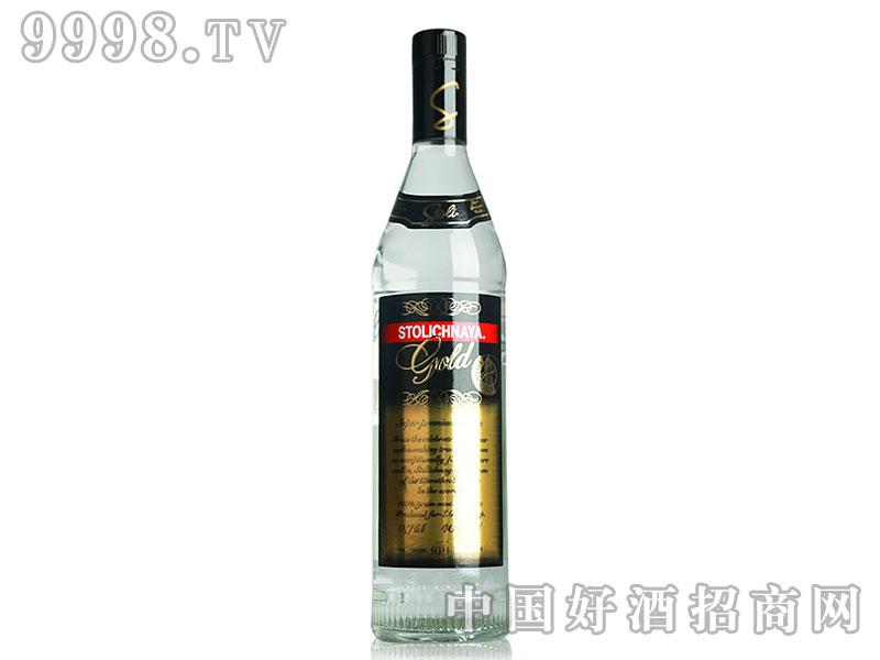 苏连红金牌伏特加酒750ml
