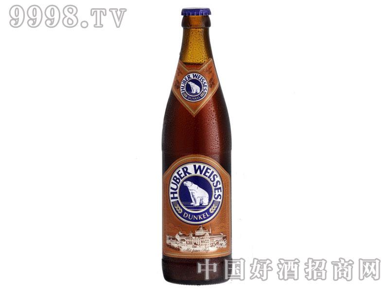 德国大白熊黑啤500ml