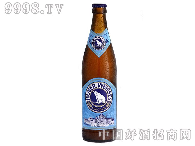 德国大白熊白啤500ml