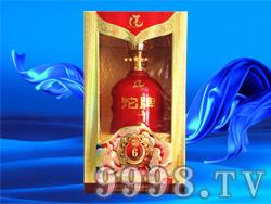沱牌酒绵柔6(盒装)