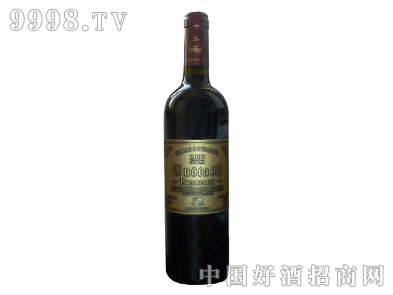 龙船红亭2009干红葡萄酒