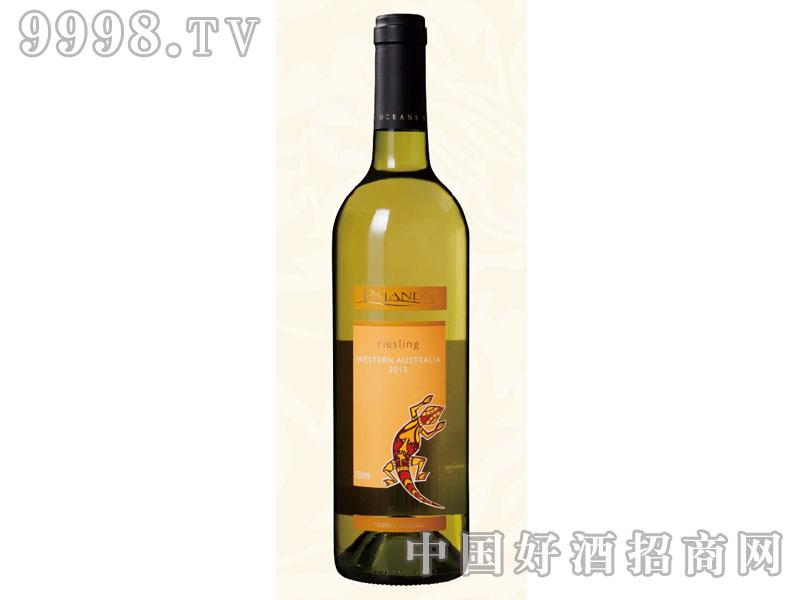 壁虎-瑞丝琳干白葡萄酒