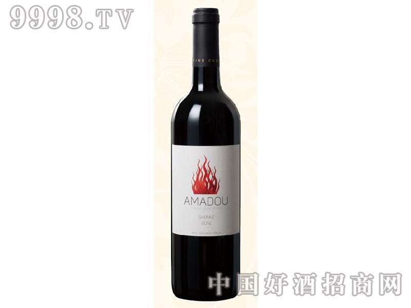 阿玛斗-西拉干红葡萄酒