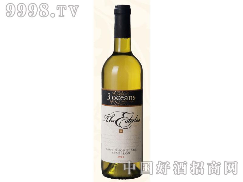 庄园-长相思塞米雍干白葡萄酒
