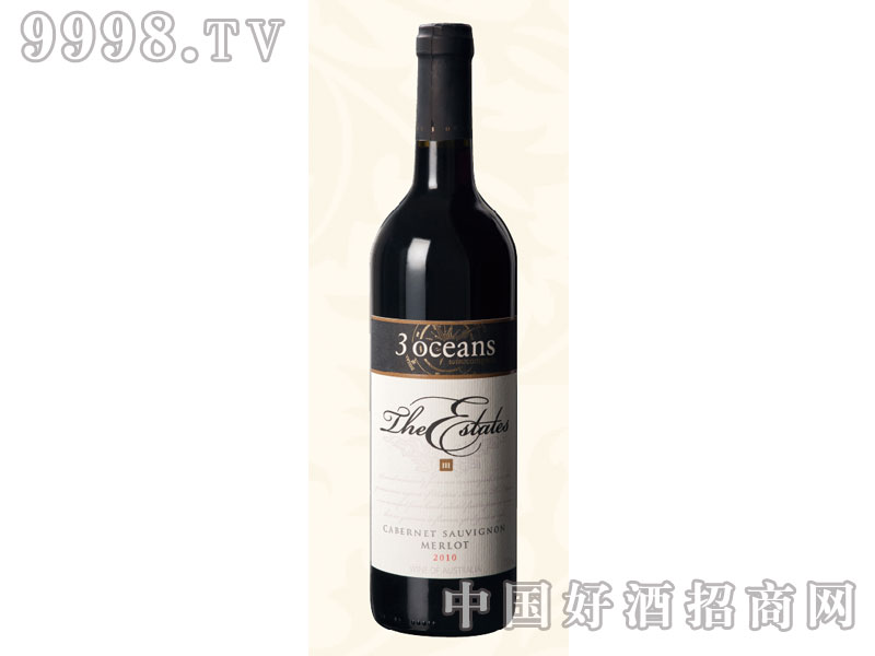 庄园-赤霞珠美乐干红葡萄酒