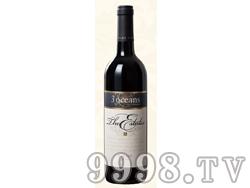 庄园-美乐干红葡萄酒