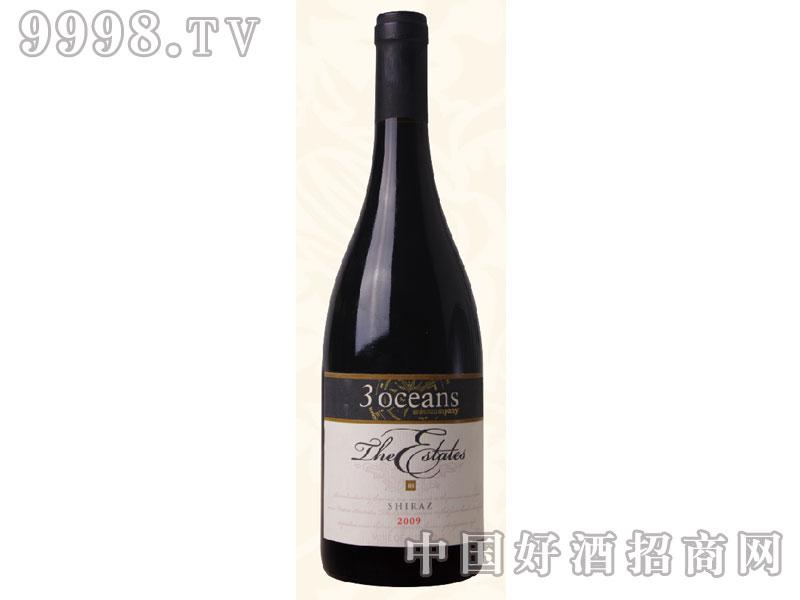 庄园-西拉干红葡萄酒