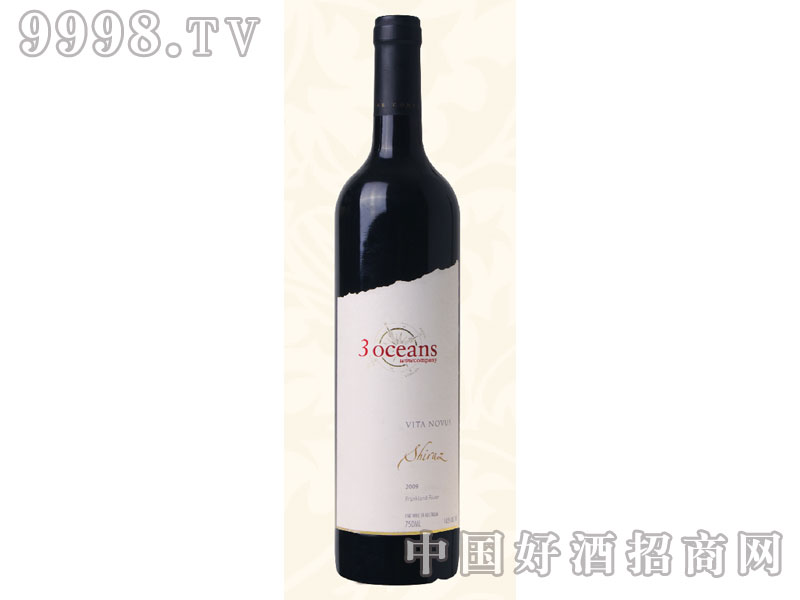 新生命-西拉干红葡萄酒