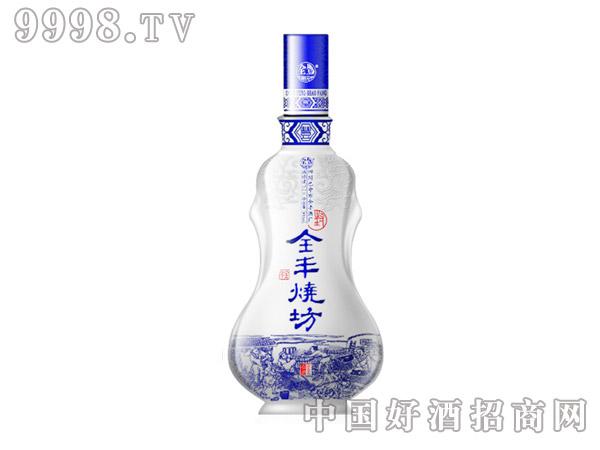 全丰烧坊酒小青花瓷100ml-白酒招商信息