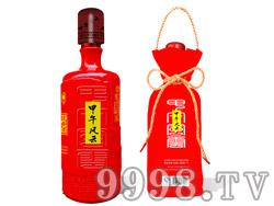 甲午风云酒红瓶1000ml