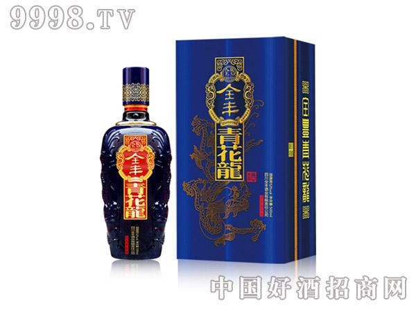 全丰青花龙酒-白酒招商信息