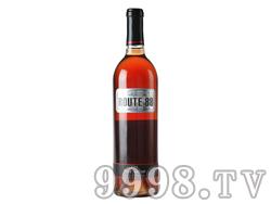 88号淘金大道粉红葡萄酒