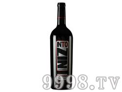 迷金仙粉黛红葡萄酒