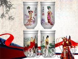 北京二锅头酒四大美女