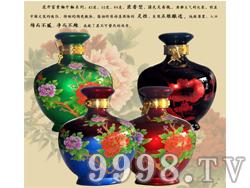 五粮坊酒-花开富贵