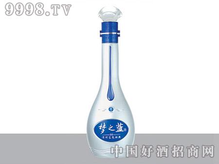 胜利玻璃瓶梦之蓝酒SL711