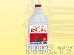 北京二锅头56度5L
