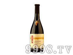 红色庄园高级干红葡萄酒(天赋1998)