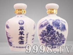 永丰牌原浆老酒-青花瓷
