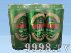 蓝锐特制啤酒-500ml