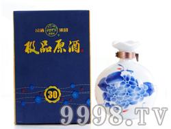 杏花村极品原酒30