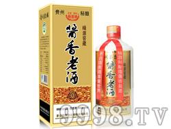 杨酒师酱香老酒窖藏30-53度500ml