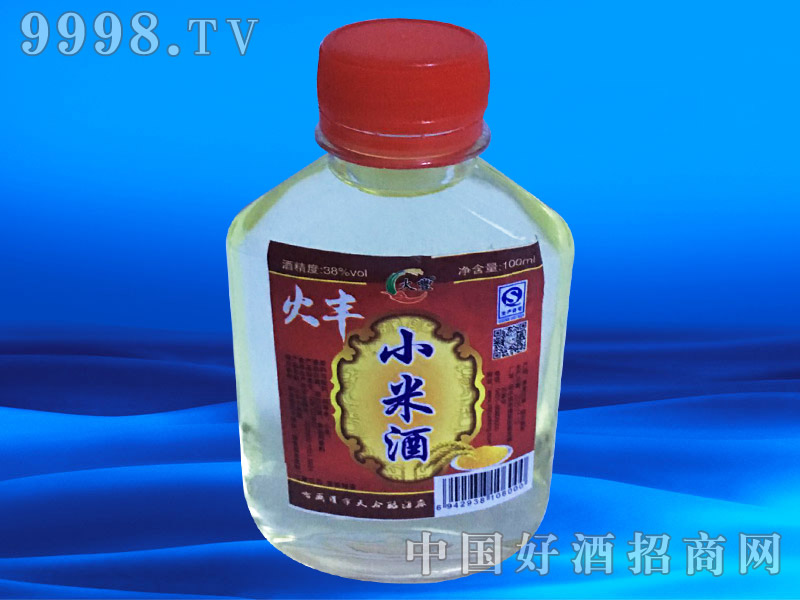 火丰小米酒100ml