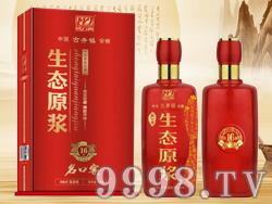 名口窖生态原浆酒・16M(红)