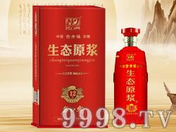 名口窖生态原浆酒・12M