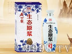 名口窖生态原浆酒・大青花