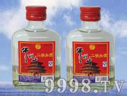 牛�由蕉�锅头酒100ml