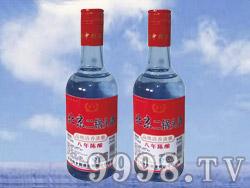 京宏北京二锅头酒八年陈酿250ml