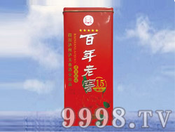 京宏百年老窖15藏品500ml