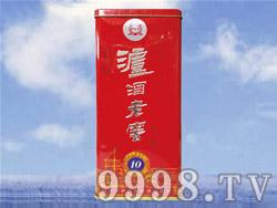 京宏泸州老窖(铁盒)500ml