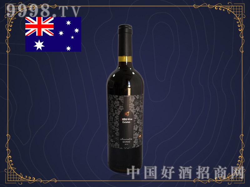 乔布斯澳洲西拉干红葡萄酒