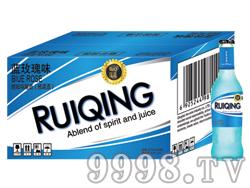 蓝玫瑰味瓶装鸡尾酒-275mlx24瓶