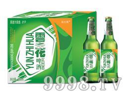 云之花啤酒箱装瓶啤500ml×12瓶