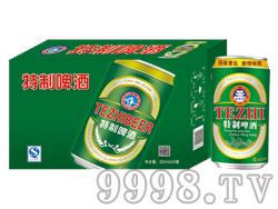 崂金泉特制啤酒