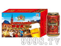 崂金泉啤酒10°