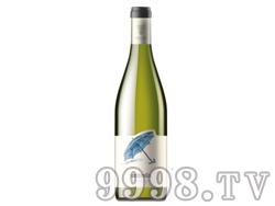 保加利亚原瓶进口雨伞琼瑶浆干白葡萄酒餐酒