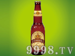 雪威骑士啤酒330ml(棕瓶)