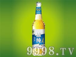 雪威骑士啤酒500ml(冰纯)