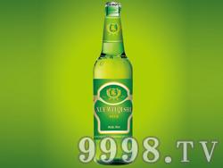 雪威骑士啤酒500ml(绿标)