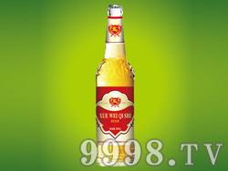 雪威骑士啤酒500ml(红标)