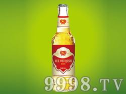 雪威骑士啤酒330ml(红标)