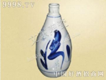 文东陶瓷-汾酒白坛