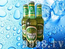 帕勃洛啤酒6度330ml
