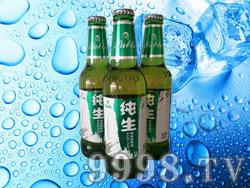 帕勃洛纯生风味熟啤酒6度330ml