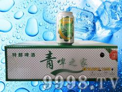 青啤之家特醇啤酒320ml×24罐