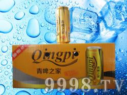 青啤之家啤酒10度(箱)